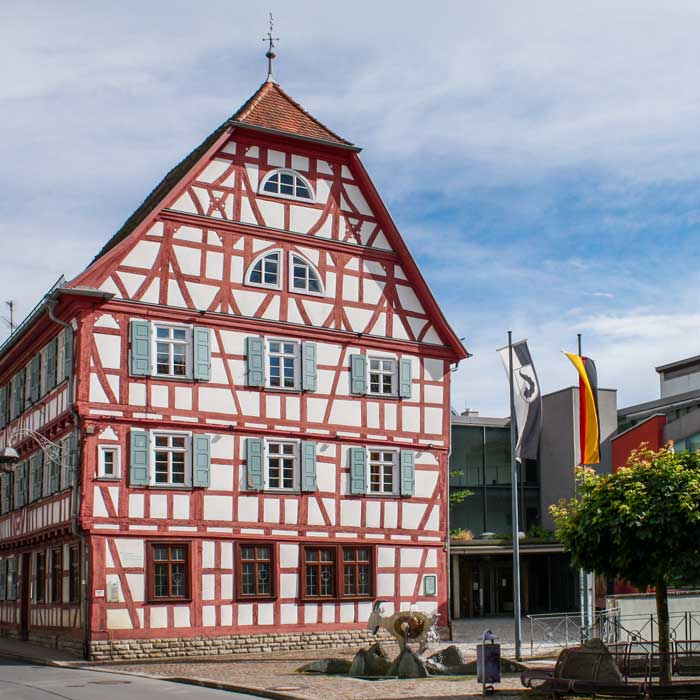 Altes Rathaus in Adelsheim
