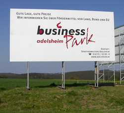 Business Park in Adelsheim